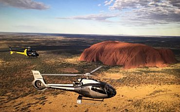 Uluru Scenic Helicopter Flights from Ayers Rock