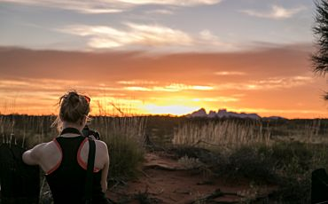 Overnight Uluru Camping Experience from Alice  Springs and Ayers Rock