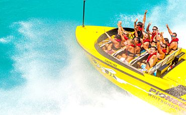 The Ultimate Bay Blast from Airlie Beach