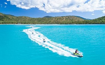2 Hour Jet Ski to Paradise Cove from The Whitsundays