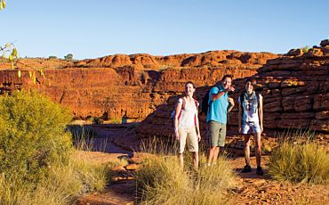3 Day/2 Night Uluru and Kings Canyon Unearthed Tour from AYQ to ASP
