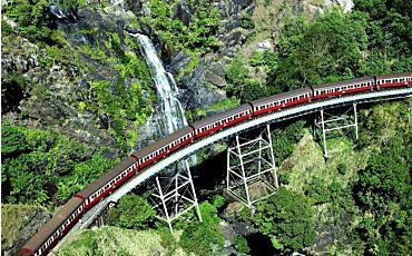 1 Day Kuranda Skyrail and Scenic Railway Tour from Cairns