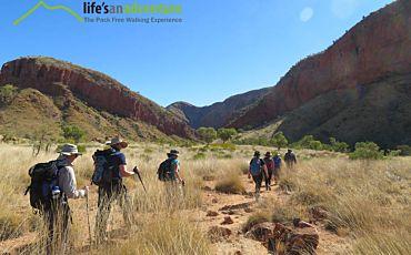5 Day/4 Night Larapinta Trek from Alice Springs