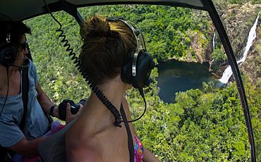 60 Minute Litchfield National Park Helicopter Scenic Flight from Darwin
