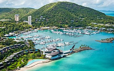 1 Day Daydream Island and Hamilton Island Escape Tour from the Whitsundays