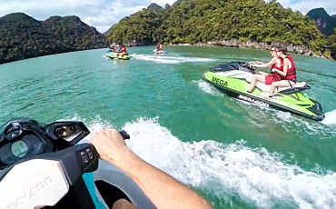 1.5 Hour Airlie Adventure Jet Ski Tour from Airlie Beach