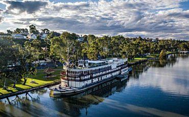 7 Night Murray Princess Upper Murraylands Cruise