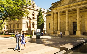 Half Day Morning Adelaide City Highlights Tour from Adelaide