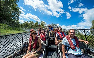 Ultimate Outback Floatplane and Litchfield Tours from Darwin