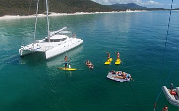 2 Day/2 Night On Ice Whitsunday Islands Sailing Tour from Airlie Beach