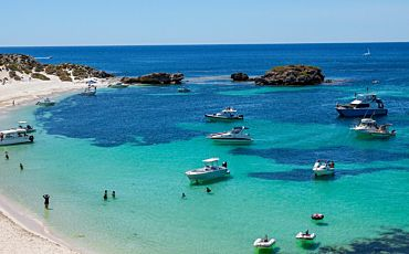 4 Day/3 Night Perth and Rottnest Island Explorer Tour from Perth