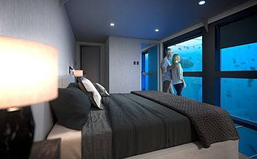 2 Day/1 Night Outer Barrier Reefsuite from the Whitsundays