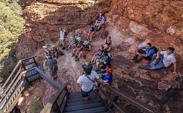5 Day/4 Night Darwin to Alice Springs Rock Tour from Darwin