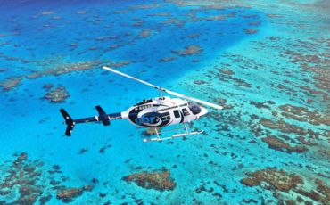 GBR Helicopters Scenic Helicopter Flights from Port Douglas