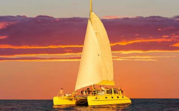 1.5 Hour Twilight Sailing Tour from Rottnest Island