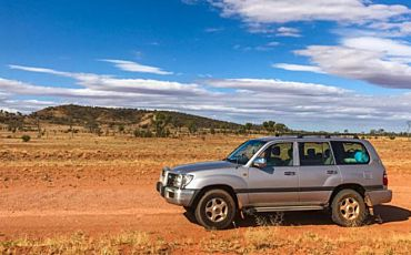 3 Day/2 Night Red Centre 4WD Eco Experience from Alice Springs to Alice Springs