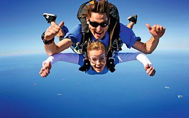 Brisbane Tandem Skydive from Brisbane