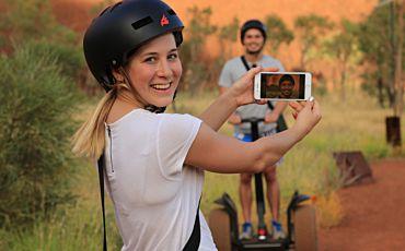 4 Hour Uluru Cruise by Segway from Ayers Rock
