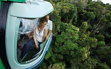 1 Day Tropical Horizons Kuranda Skyrail and Scenic Railway Tour from Cairns