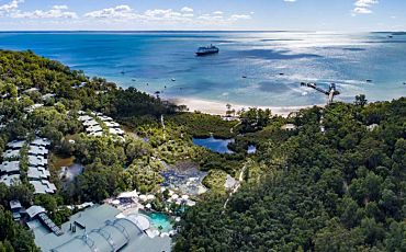 3 Day/2 Night Kingfisher Bay Resort Adventure Package from Hervey Bay