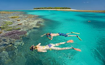 3 Day/2 Night Sunset Safaris Lady Musgrave Island and 1770 Tour from Maryborough