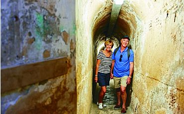 1 Day Rottnest Island Trains and Tunnels Tour from Perth