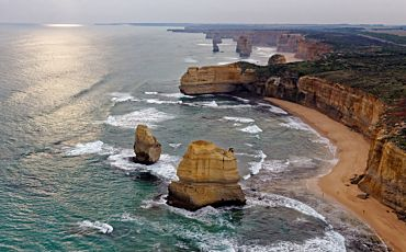 3 Day/2 Night Great Ocean Road and Grampians Tour to Melbourne from Adelaide