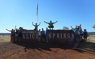 4 Day/3 Night The Rock Camping Tour from Ayers Rock to Ayers Rock