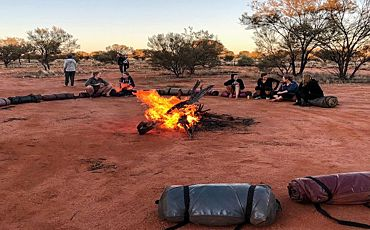 6 Day/5 Night Rock Patrol Adventure Tour from Adelaide to Alice Springs