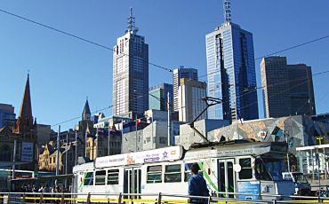 Half Day Melbourne City and Highlight Tours from Melbourne