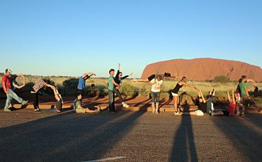 3 Day/2 Night The Rock Camping Tour from Ayers Rock to Alice Springs