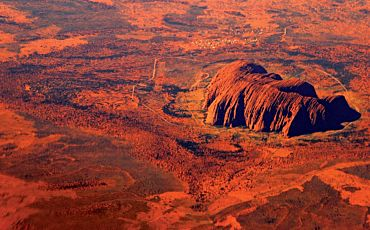 4 Day/3 Night Outback Wanderer Tour from Ayers Rock to Alice Springs