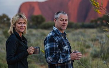 2.5 Day/2 Night Uluru and Red Centre 4WD Tour from Ayers Rock to Alice Springs