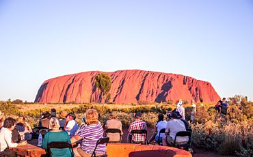 3 Day Uluru Camping Experience Tour from Alice Springs and Ayers Rock