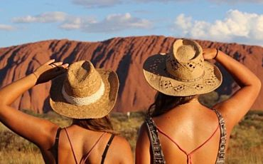 2 Day/1 Night The Rock Camping Tour from Ayers Rock to Ayers Rock