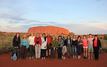 4.5 Day/4 Night Uluru and Red Centre 4WD Tour from Ayers Rock to Alice Springs