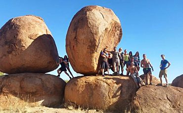 10 Day/9 Night Alice Springs to Darwin Adventure Tour from Alice Springs